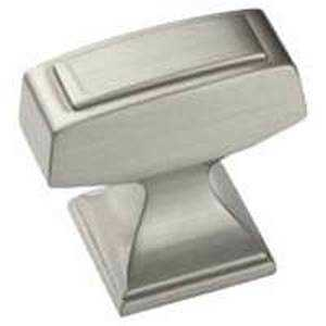 Amerock BP53029G10 Square Knob 1-1/4 in Mulholland