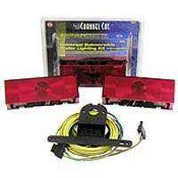 Peterson Mfg 0988899 Low Profile Trailer Light Kit