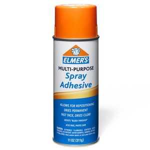 Elmer's Products E451 11 oz Spray Adhesive