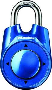 Master Lock 1500ID Speed Dial Combination Padlock