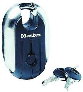 Master Lock 187XD 2-7/16-Inch Titanium Padlock