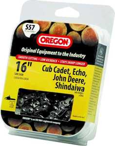 Oregon Cutting Systems S57 16-Inch Chainsaw Replacment Chain