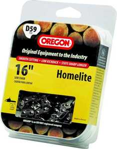 Oregon Cutting Systems D59 16-Inch Chainsaw Replacement Chain