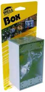 Bell Weatherproof 5320-5 1gang Aluminum Gray 3 Outlet Box