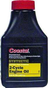 Warren Unilube, Inc. 30357 2.6-Oz 2-Cycle Oil Low Smoke