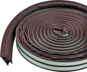 M-D Building Products 43848 Weatherseal 17 ft Brown