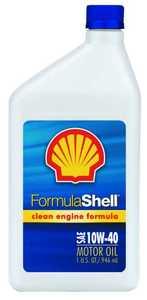 Pennzoil Products 550024069 Formula Shell 10w40 Oil Quart