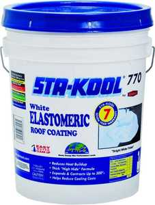 Gardner-Gibson SK-7705 5g Sta-Kool7yr Wh Roof Coating