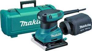Makita BO4556K Finishing Sander With Case