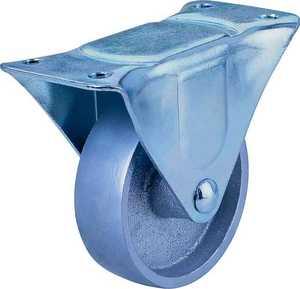 MintCraft JC-S04 4 in Steel Plate Caster