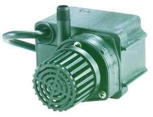 Little Giant Pump 566611 300gph Water Garden Pump