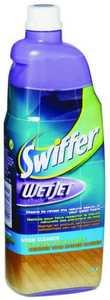 Procter & Gamble 23682 Swiffer Wet Jet Wood Floor Cleaner