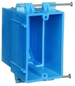 Thomas & Betts-Carlon BH122A-UPC 22-Cubic Inch 1gang Pvc Box