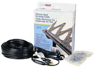 Easy Heat ADKS400 80 Ft Roof/Gutter Deice Kit 400w
