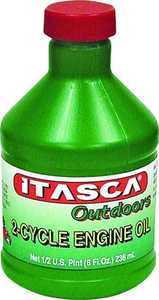 Warren Unilube, Inc. 702275 8-Oz Utility 2-Cycle Oil