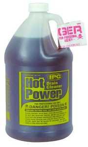 Comstar International 30-145 Hot Power Drain Cleaner Gallon