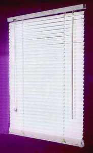 Homebasix MBV-23X42-A Mini Blind 23wx42h Alabaster
