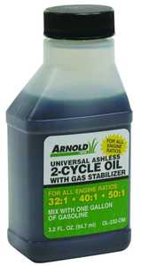 Arnold Corp OL-232-OM Universal 2-Cycle Oil 3.2-Oz
