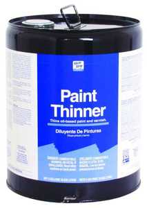WM Barr CKPT94402 Paint Thinner 5 Gal Metal Can