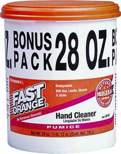 Permatex Inc 28192 28 oz Fast Orange Hand Cleaner