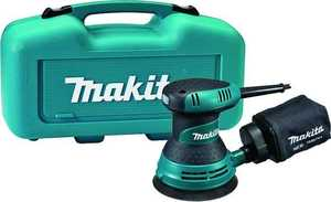 Makita BO5030K 5 in RANDOM Orbital Sander With Case
