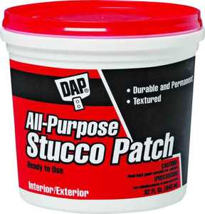 Dap 10504 Quart Stucco Patch Rm