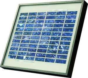 GTO, Inc. FM121 Solar Panel Kit For Gto Gate Opener
