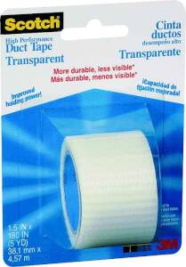 3M 2105-CD 1.5 in x5yd Trans Duct Tape