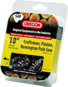 Oregon Cutting Systems S40 10-Inch Chainsaw Replacement Chain