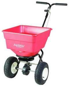 Earthway Products 2170SU Commercial 100lb Push Spreader