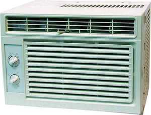 Heat Controller RG-51H 5000 Btu Room Air Conditioner 115v