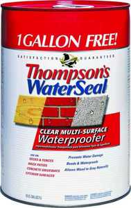 Thompsons 24106 6 Gal Waterproofer Low Voc