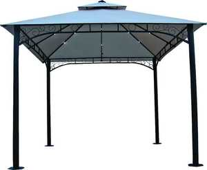 Essentials GEE3101-SO Essentials 10x10 Gazebo W/Lts