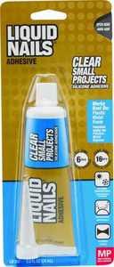 Macco Adhesives LN-207 Clear Silicone