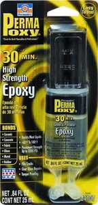 Permatex Inc 84107 Epoxy Xtra Strength 30 Minute