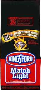 Clorox Co. 30487 Kingsford Matchlight Charcoal