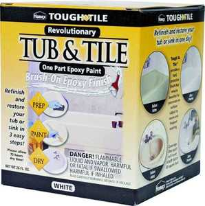 Homax Group 720773 26 oz Tub&tile Epoxy-Brush On
