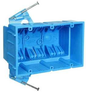 Thomas & Betts-Carlon BH353A 3 Gang Plastic Box