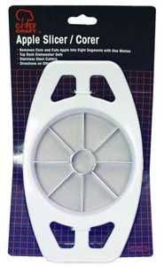 Chef Craft 20021 Apple Slicer/Corer Stainless