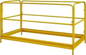 Vulcan YH-GR001B Scaffold Guard Rail F/8795478
