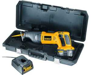 DeWalt DC385K 18v Vs Recip Saw/Case