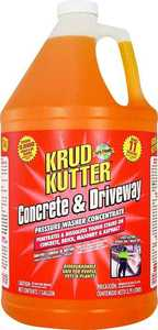 Supreme Chemicals DG01/4 Driveway & Concrete Press Wash