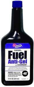 Gunk M6912 12 oz Diesel Fuel Anti-Gel