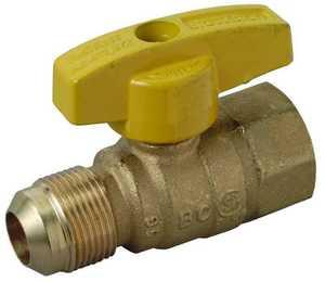 Brass Craft PSSC-60 3/4x5/8od Gas Ball Valve