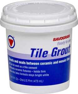 Savogran Co 12861 Pt Readymix Tile Grout