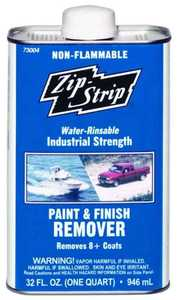 Absolute Coatings, Inc 73004 Zip Strip Indust Strgth Removr