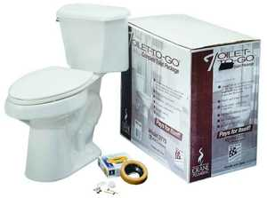 American Standard Brands 3926N-208 Toilet-To-Go Kit Ada Bone
