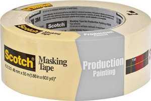 Scotch 2020-2A 1.88-Inch X 60.1-Yard Masking Tape