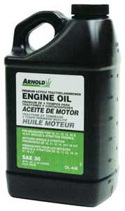 Arnold Corp OL-448 4-Cycle Engine Oil 48-Oz
