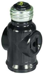 Cooper Wiring 715B-BOX Keyless Bakelite Lampholder Socket
